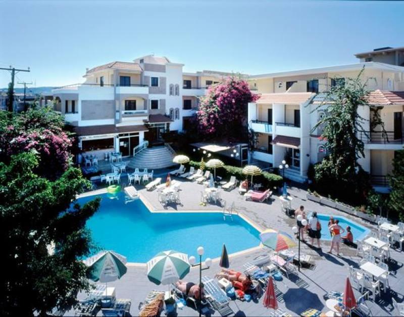 Appartementen Kassandra - Ixia (Trianda) - Rhodos